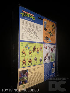 Teenage Mutant Ninja Turtles Vintage Wacky Action TMNT Display Case