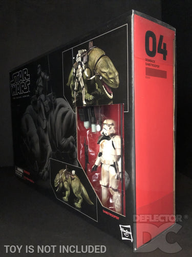 Star Wars The Black Series Dewback Display Case