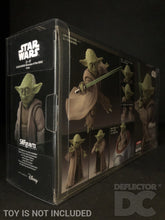 Load image into Gallery viewer, Star Wars Bandai S.H. Figuarts Yoda ROTS Display Case
