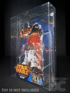 Star Wars Saga Legends Series 3.75 Inch Figure Display Case