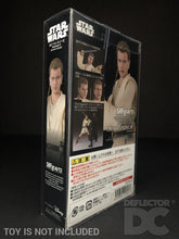 Load image into Gallery viewer, Star Wars Bandai S.H. Figuarts Obi-Wan Kenobi TPM Display Case