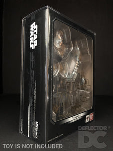 Star Wars Bandai S.H. Figuarts Chewbacca ANH Display Case