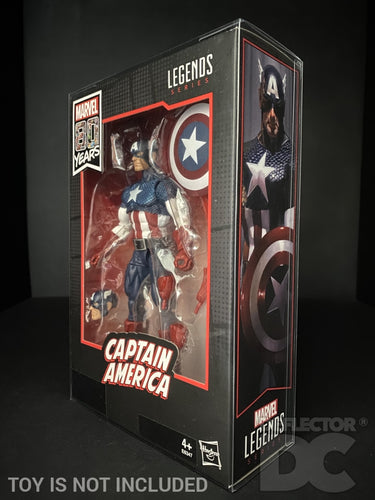 Marvel Legends 80 Years 6 Inch Action Figure Display Case