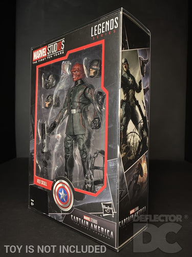 Marvel Legends The First Ten Years 6 Inch Action Figure Display Case