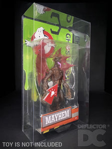Ghostbusters 2016 6 Inch Carded Figure Display Case