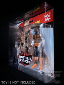 WWE Battle Pack Display Case