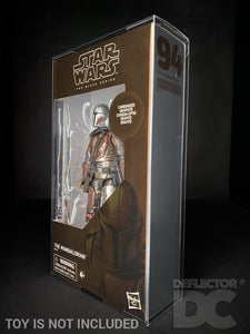 Star Wars The Black Series 6 Inch Figure Display Case