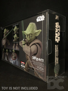 Star Wars Bandai S.H. Figuarts Yoda ROTS Display Case