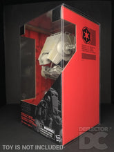 Load image into Gallery viewer, Star Wars The Black Series 3.75 Inch AT-ST Display Case