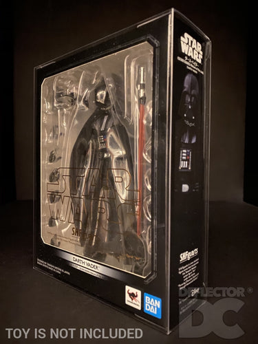 Star Wars Bandai S.H. Figuarts 2019 Darth Vader ROTJ Display Case