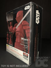 Load image into Gallery viewer, Star Wars Bandai S.H. Figuarts Elite Praetorian Guard (Heavy Blade) TLJ Display Case