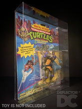 Load image into Gallery viewer, Teenage Mutant Ninja Turtles Vintage Wacky Action TMNT Display Case