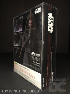 Star Wars Bandai S.H. Figuarts Kylo Ren TFA Display Case