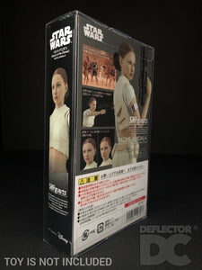 Star Wars Bandai S.H. Figuarts Padmé Amidala AOTC Display Case