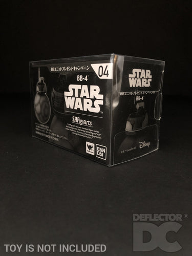 Star Wars Bandai S.H. Figuarts BB-4 TFA Display Case