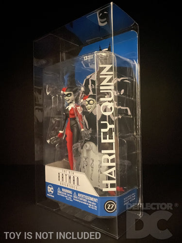 The New Batman Animated Adventures Figure Display Case