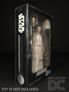 Star Wars Bandai S.H. Figuarts Princess Leia ANH Display Case