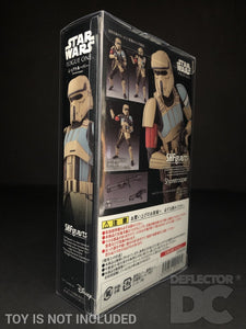 Star Wars Bandai S.H. Figuarts Shoretrooper RO Display Case