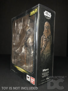 Star Wars Bandai S.H. Figuarts Chewbacca SOLO Display Case