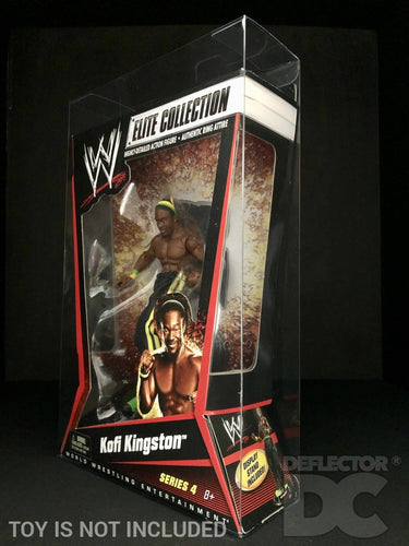 WWE Elite Collection Series 1-11 Figure Display Case
