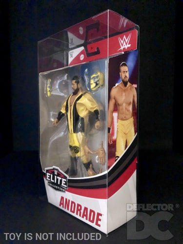 WWE Elite Collection Series 71-80 Figure Display Case