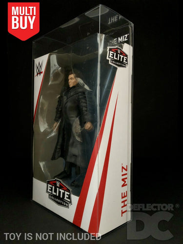 WWE Elite Collection Series 54-62 Figure Display Case