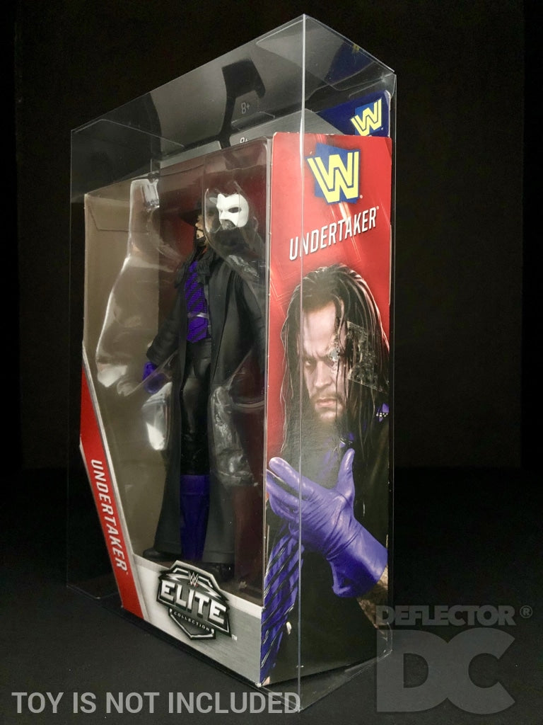 WWE Elite Collection Series 32-53 Figure Display Case