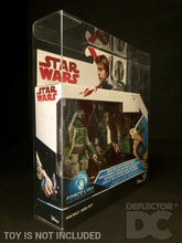 Load image into Gallery viewer, Star Wars Force Link 2 Pack 3.75 Inch Figure Display Case