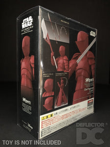 Star Wars Bandai S.H. Figuarts Elite Praetorian Guard (Heavy Blade) TLJ Display Case