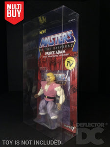 Masters of the Universe Vintage Collection Figure Display Case