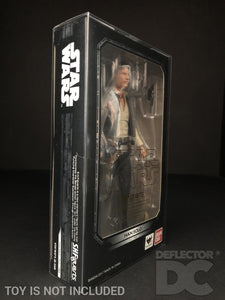 Star Wars Bandai S.H. Figuarts Han Solo ANH Display Case