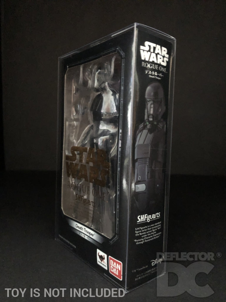 Star Wars Bandai S.H. Figuarts Death Trooper RO Display Case
