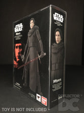 Load image into Gallery viewer, Star Wars Bandai S.H. Figuarts Kylo Ren (Unmasked) TFA Display Case