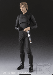 Star Wars Bandai S.H. Figuarts Luke Skywalker ROTJ Display Case