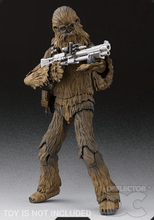 Load image into Gallery viewer, Star Wars Bandai S.H. Figuarts Chewbacca SOLO Display Case