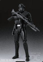 Load image into Gallery viewer, Star Wars Bandai S.H. Figuarts Death Trooper Specialist RO Display Case