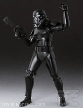 Load image into Gallery viewer, Star Wars Bandai S.H. Figuarts Shadow Trooper SW Display Case