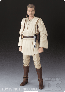 Star Wars Bandai S.H. Figuarts Obi-Wan Kenobi TPM Display Case