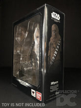 Load image into Gallery viewer, Star Wars Bandai S.H. Figuarts Chewbacca ANH Display Case