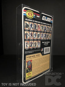 G.I. Joe 3.75 Inch Figure Protective Display Case