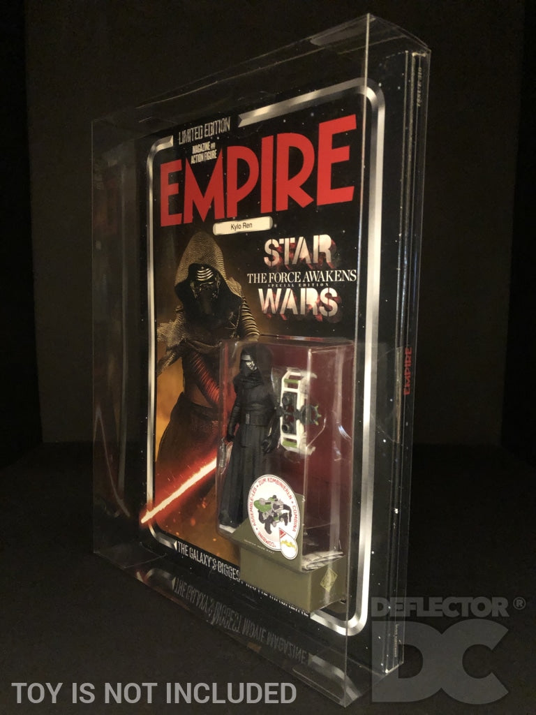 Star Wars The Force Awakens Empire Magazine Limited Edition Display Case