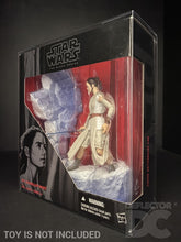 Load image into Gallery viewer, Star Wars The Black Series 6 Inch Rey Starkiller Base Display Case