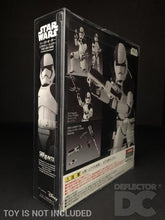 Load image into Gallery viewer, Star Wars Bandai S.H. Figuarts First Order Executioner TLJ Display Case