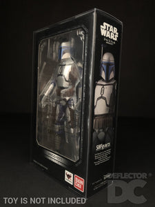 Star Wars Bandai S.H. Figuarts Jango Fett AOTC Display Case