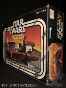 Star Wars Vintage Land Speeder Display Case