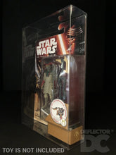 Load image into Gallery viewer, Star Wars The Force Awakens 3.75 Inch Figure Display Case