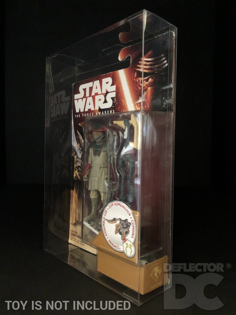 Star Wars The Force Awakens 3.75 Inch Figure Display Case