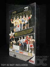 Load image into Gallery viewer, Rocky Collectors Series Jakks Pacific Figure Display Case