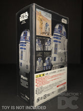 Load image into Gallery viewer, Star Wars Bandai S.H. Figuarts R2-D2 ANH Display Case
