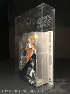Star Wars The Black Series Archive 6 Inch Figure Display Case